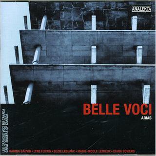 BELLE VOCI: KARINA GAUVIN — 2004