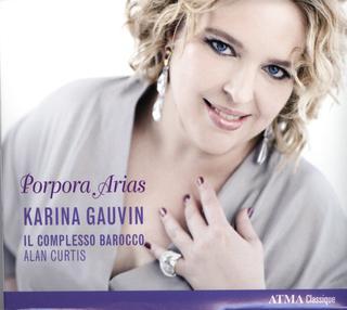 PORPORA ARIAS — 2009