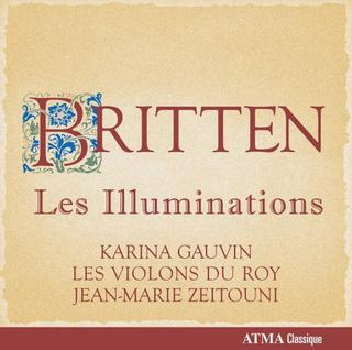 BRITTEN: LES ILLUMINATIONS — 2009