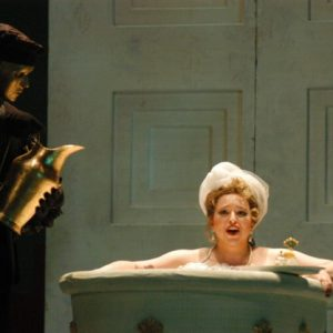 Agrippina (Handel) Karina Gauvin (Poppea)