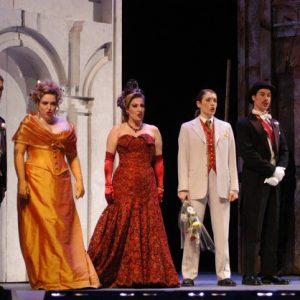 Agrippina (Handel) Daniel Taylor (Ottone) Karina Gauvin (Poppea) Lyne Fortin (Agrippina) Krisztina Szabo (Nerone) Phillip Addis