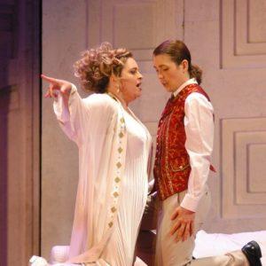 Agrippina (Handel) Karina Gauvin (Poppea) Krisztina Szabo (Nerone)
