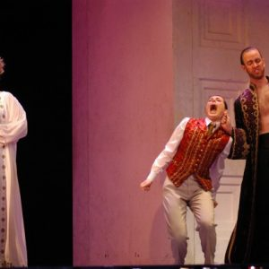 Agrippina (Handel) Karina Gauvin (Poppea) Krisztina Szabo (Nerone) Kevin Burdette (Claudius)