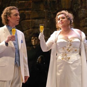 Agrippina (Handel) Daniel Taylor (Ottone) Karina Gauvin (Poppea)