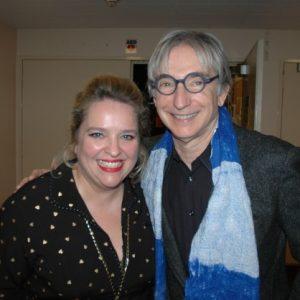 Avec Michael Tilson Thomas. San Francisco, janvier 2012