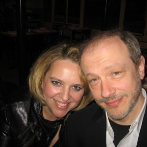 Avec Marc-André Hamelin, Montréal, mars 2009