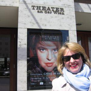 Giove in Argo au Theater an der Wien, Vienne, avril 2010