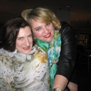 Avec Sarah Connolly, tournée Ariodante. Eindhoven, mars 2012