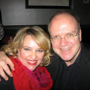Avec Bernard Labadie, Carnegie Hall, 2012