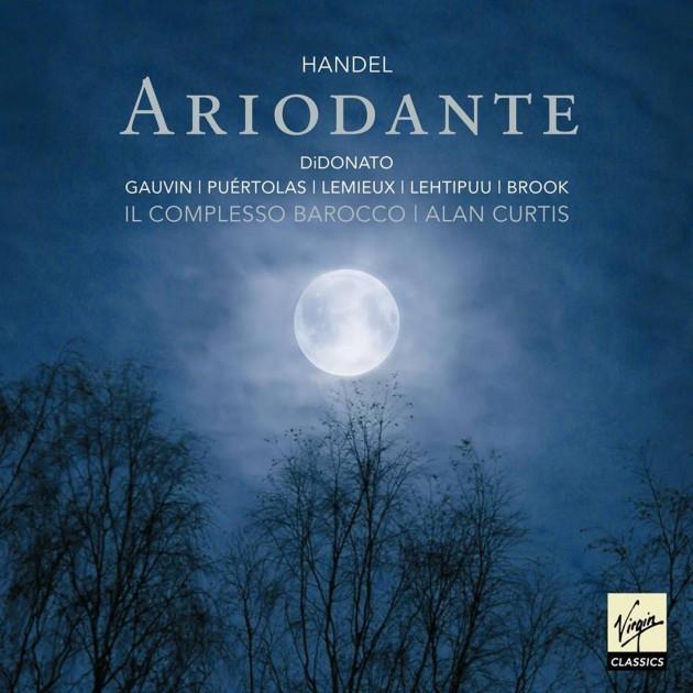 ARIODANTE HANDEL — 2010