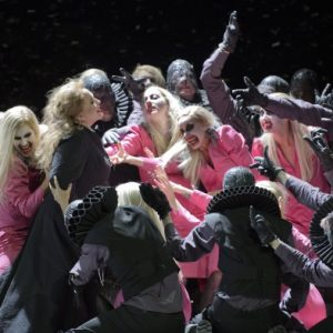Armide, Gluck Karina Gauvin (Armide) Monika Rittershaus, photographe Nederlandse Opera