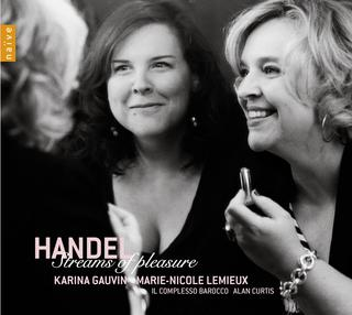 HANDEL: STREAMS OF PLEASURE — 2011