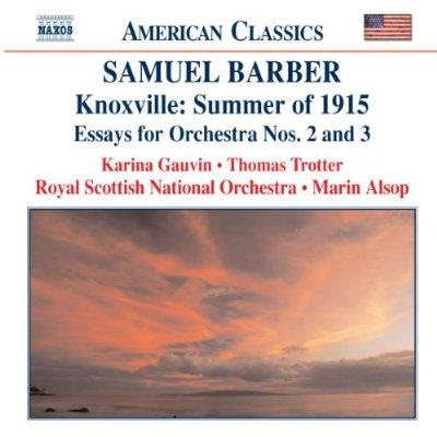 SAMUEL BARBER — 2000