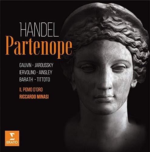 Handel - Partenope - Karina Gauvin